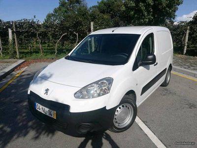 usado Peugeot Partner único Dono