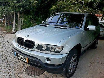 usado BMW X5 3.0d e53