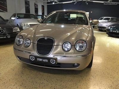 usado Jaguar S-Type 2.7D