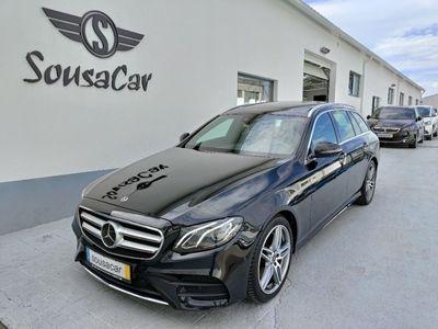 usado Mercedes E200 AMG Line