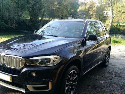 usado BMW X5 25d X-Drive