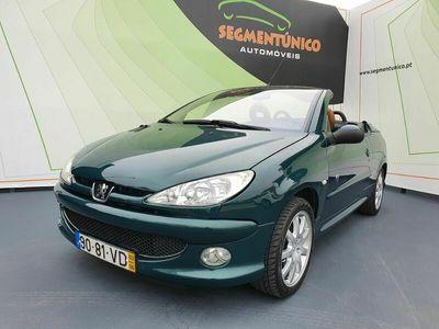 usado Peugeot 206 CC 1.6 16V Roland Garros