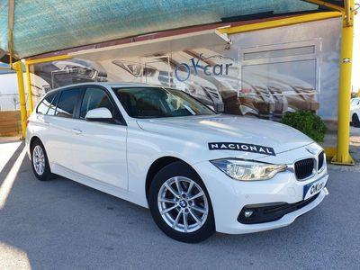 usado BMW 320 2.0d Touring Auto