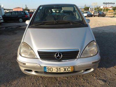 usado Mercedes A140 1.4 16 valvulas e AC