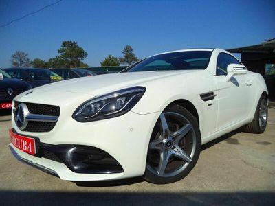 usado Mercedes 250 SLCAMG AUTO