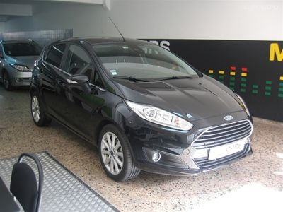 usado Ford Fiesta 1.0T Titanium 100cv Automático