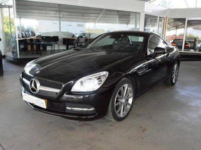 usado Mercedes SLK250 CDI Auto.