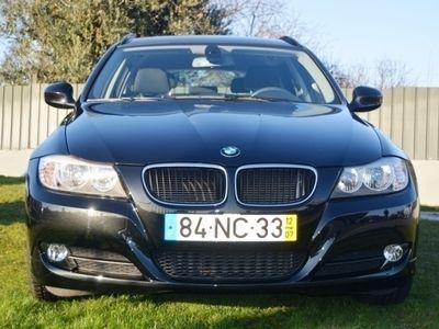 usado BMW 318 d Touring Navigation