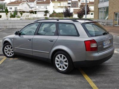 usado Audi A4 Avant 1.9 tdi 130cv -