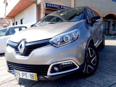 brugt Renault Captur dci Exclusive