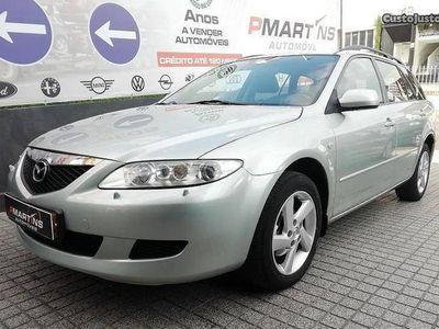 usado Mazda 6 2.0 MZR Ex Plus
