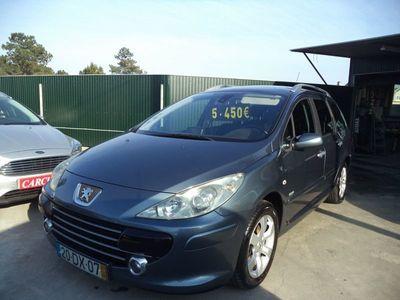 usado Peugeot 307 SW 1.6 HDI 110 CV NAVITECH