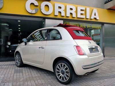 usado Fiat 500C 1.4 i 16v 80º ANIVERSÁRIO