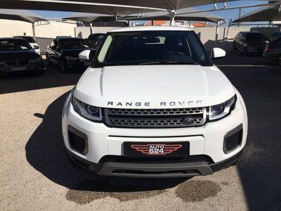 usado Land Rover Range Rover evoque Tecto Panorâmico • Navegação