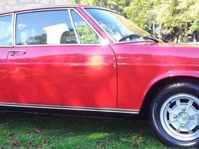 second-hand Audi 100 Coupe S