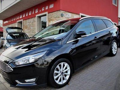 usado Ford Focus SW 1.0 ECOBOOST, NACIONAL, C/ APENAS 40.000 KMS