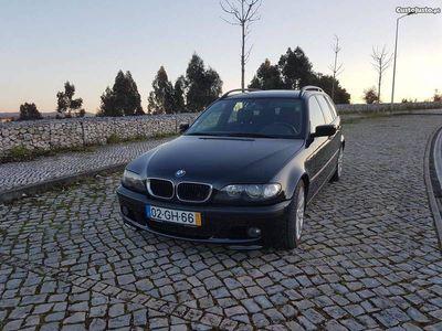 usado BMW 320 Touring Pack M 150CV - 02
