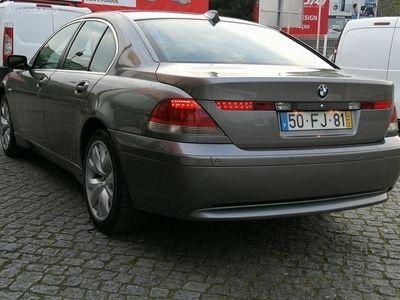 usado BMW 730 Série 7 dA Executive (218cv) (4p)