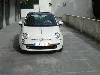usado Fiat 500 1.2 Lounge 54000kms -
