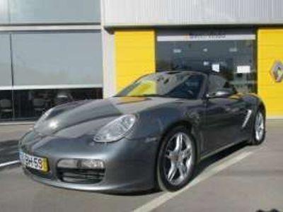 usado Porsche Boxster Gasolina