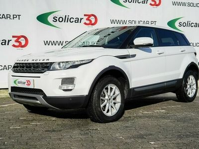 usado Land Rover Range Rover evoque Diesel 2.2L eD4 Pure 4x2