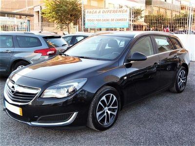 usado Opel Insignia Sports Tourer 1.6 CDTi 136cv Selection