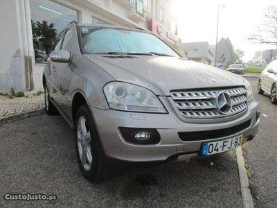 usado Mercedes ML320 320 Cdi 4 Matic