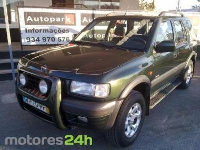 usado Opel Frontera 2.2 DTi 16v LTD Longo (115cv)
