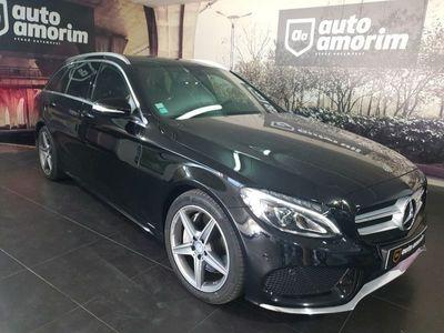 usado Mercedes C250 bluetec w205 AMG 204CV