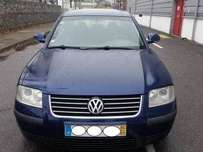 brugt VW Passat 1.9 TDI Nacional