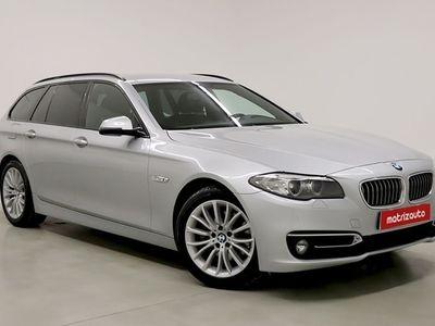 usado BMW 520 d Line Luxury Auto
