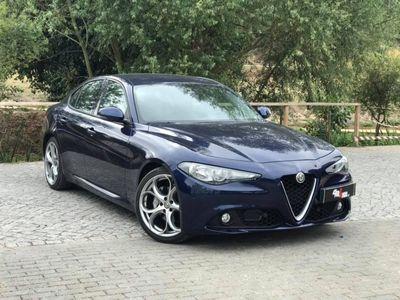 usado Alfa Romeo Giulia 2.2D Super AT8