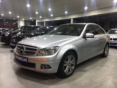 usado Mercedes C220 CDI Advantgarde