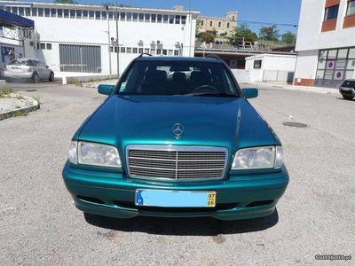 usado Mercedes C250 2.5 TD 150 Cv