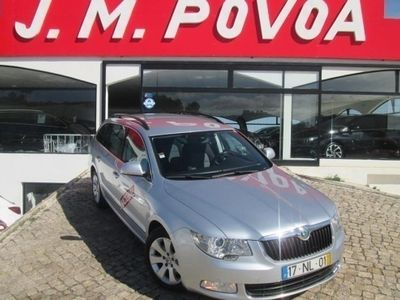 used Skoda Superb Break 1.6 TDI Ambition