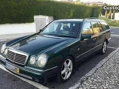 usado Mercedes E300 -