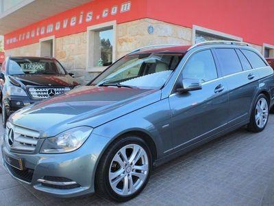 usado Mercedes C200 CDI, AVANTGARDE, CAIXA MANUAL, C/ GPS