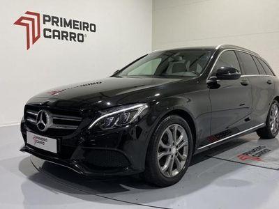 usado Mercedes C220 Avantgarde Prestige CDI Bluetec 170cv