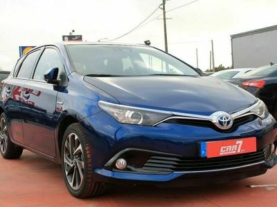 usado Toyota Auris 1.8 HSD Comfort +P.Sport+Navi