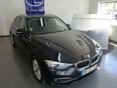 usado BMW 318 Série 3 D Auto. Line Sport (150 Cv)