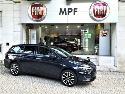 used Fiat Tipo SW Lounge 1.6 M-Jet 16v 120cv DCT (Automático)
