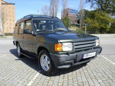 usado Land Rover Discovery 2.5 TDI 300