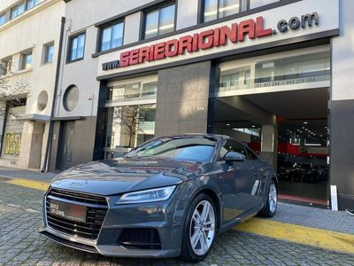 usado Audi TT 2.0 TDI S-Line