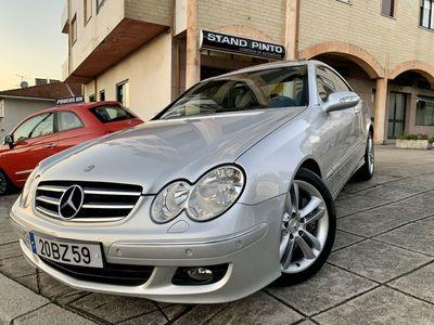 usado Mercedes CLK320 CDI Avantgarde
