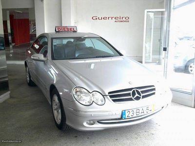 "usado Mercedes CLK270 CDI ""Avantgarde"""