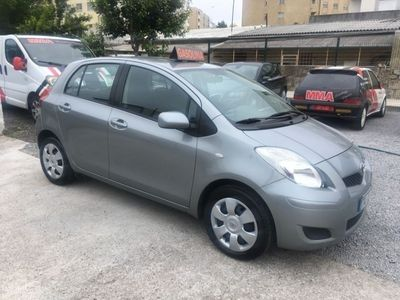 used Toyota Yaris 1.0 VVT-I