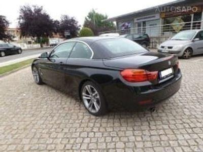 usado BMW 420 Série 4 d Cabrio Line Sport (184cv) (2p), Diesel