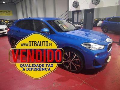 usado BMW X2 Série XDsl (F39) 25d M sport