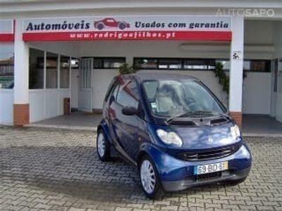 usado Smart ForTwo Coupé Pure cdi 41 (41cv) (3p), Diesel
