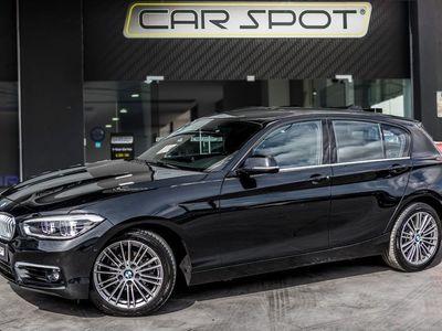 usado BMW 118 d Sport LCI Automatico 150cv